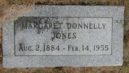 DONNELLY JONES, MARGARET - Bon Homme County, South Dakota | MARGARET DONNELLY JONES - South Dakota Gravestone Photos