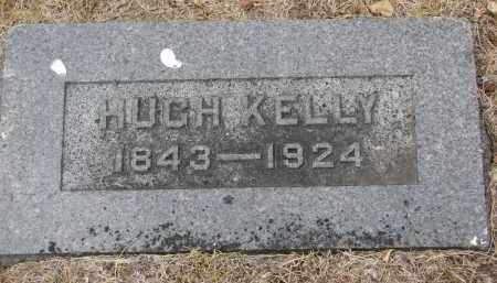 KELLY, HUGH - Bon Homme County, South Dakota   HUGH KELLY - South Dakota Gravestone Photos
