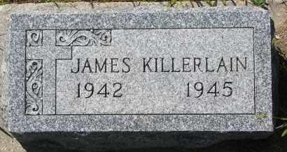 KILLERLAIN, JAMES - Bon Homme County, South Dakota | JAMES KILLERLAIN - South Dakota Gravestone Photos