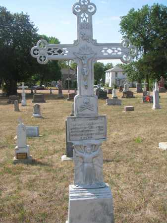 KOCMICH, VACLAV - Bon Homme County, South Dakota | VACLAV KOCMICH - South Dakota Gravestone Photos