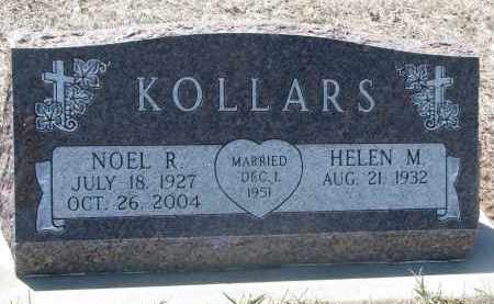 KOLLARS, NOEL R. - Bon Homme County, South Dakota | NOEL R. KOLLARS - South Dakota Gravestone Photos