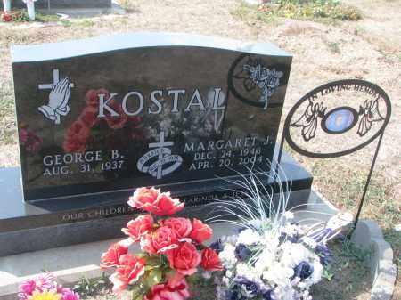KOSTAL, MARGARET J. - Bon Homme County, South Dakota | MARGARET J. KOSTAL - South Dakota Gravestone Photos