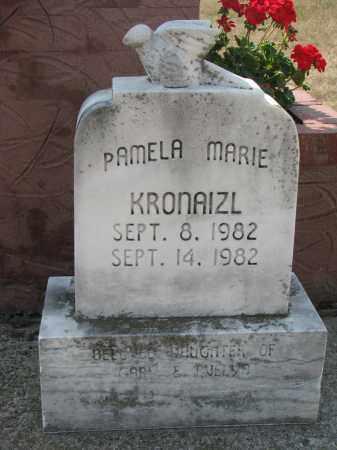KRONAIZL, PAMELA MARIE - Bon Homme County, South Dakota   PAMELA MARIE KRONAIZL - South Dakota Gravestone Photos