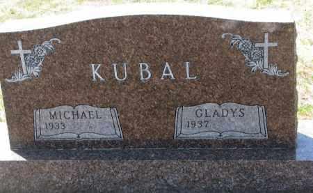 KUBAL, GLADYS - Bon Homme County, South Dakota | GLADYS KUBAL - South Dakota Gravestone Photos