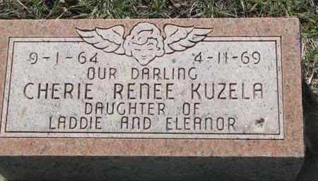 KUZELA, CHERIE RENEE - Bon Homme County, South Dakota | CHERIE RENEE KUZELA - South Dakota Gravestone Photos