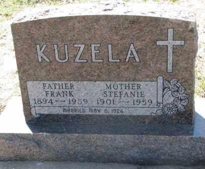 KUZELA, FRANK - Bon Homme County, South Dakota   FRANK KUZELA - South Dakota Gravestone Photos