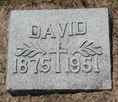 MALONE, DAVID - Bon Homme County, South Dakota   DAVID MALONE - South Dakota Gravestone Photos
