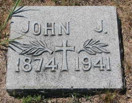MALONE, JOHN J. - Bon Homme County, South Dakota   JOHN J. MALONE - South Dakota Gravestone Photos