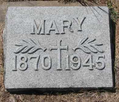 MALONE, MARY - Bon Homme County, South Dakota | MARY MALONE - South Dakota Gravestone Photos