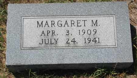 MALONE, MARGARET M. - Bon Homme County, South Dakota   MARGARET M. MALONE - South Dakota Gravestone Photos