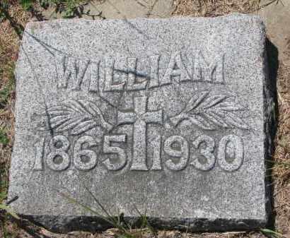MALONE, WILLIAM - Bon Homme County, South Dakota   WILLIAM MALONE - South Dakota Gravestone Photos