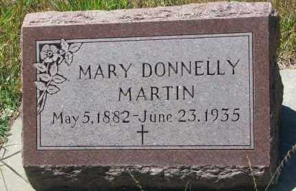 DONNELLY MARTIN, MARY - Bon Homme County, South Dakota | MARY DONNELLY MARTIN - South Dakota Gravestone Photos