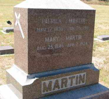 MARTIN, MARY - Bon Homme County, South Dakota | MARY MARTIN - South Dakota Gravestone Photos