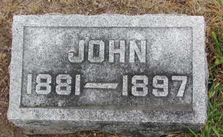 MCKENNA, JOHN - Bon Homme County, South Dakota   JOHN MCKENNA - South Dakota Gravestone Photos