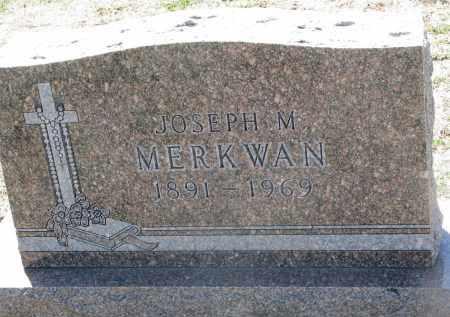 MERKWAN, JOSEPH M. - Bon Homme County, South Dakota | JOSEPH M. MERKWAN - South Dakota Gravestone Photos