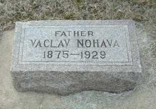 NOHAVA, VACLAV - Bon Homme County, South Dakota   VACLAV NOHAVA - South Dakota Gravestone Photos