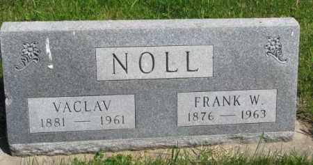 NOLL, VACLAV - Bon Homme County, South Dakota | VACLAV NOLL - South Dakota Gravestone Photos