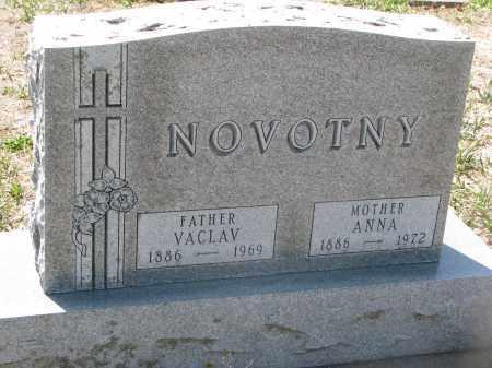 NOVOTNY, ANNA - Bon Homme County, South Dakota   ANNA NOVOTNY - South Dakota Gravestone Photos