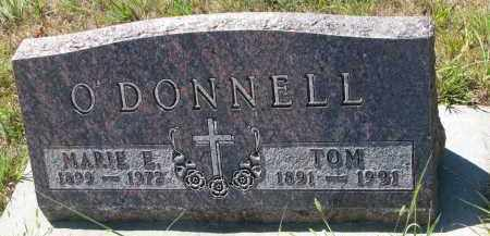 O'DONNELL, TOM - Bon Homme County, South Dakota | TOM O'DONNELL - South Dakota Gravestone Photos