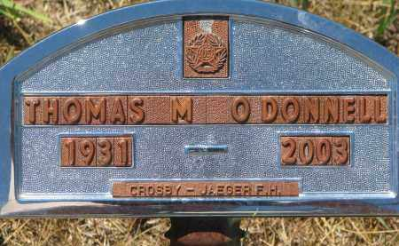 O'DONNELL, THOMAS M. - Bon Homme County, South Dakota | THOMAS M. O'DONNELL - South Dakota Gravestone Photos