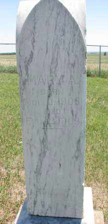 PERRETT, MARY A. - Bon Homme County, South Dakota | MARY A. PERRETT - South Dakota Gravestone Photos