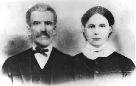 BUCHOLZ PETERS, ANNA AND CHRISTOPH (PHOTO) - Bon Homme County, South Dakota | ANNA AND CHRISTOPH (PHOTO) BUCHOLZ PETERS - South Dakota Gravestone Photos