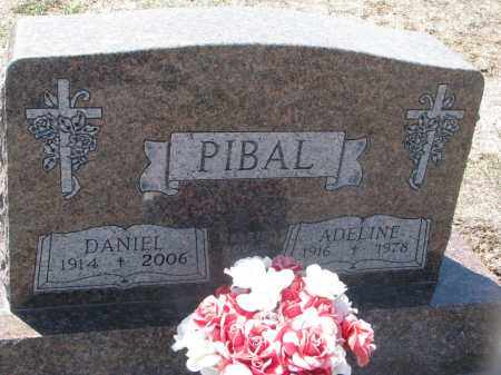 PIBAL, ADELINE - Bon Homme County, South Dakota | ADELINE PIBAL - South Dakota Gravestone Photos