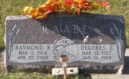 RAABE, RAYMOND R. - Bon Homme County, South Dakota | RAYMOND R. RAABE - South Dakota Gravestone Photos