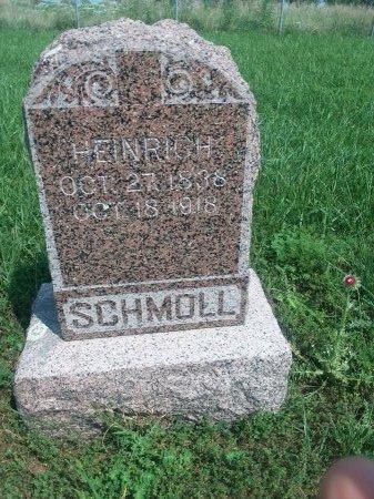SCHMOLL, HEINRICH - Bon Homme County, South Dakota   HEINRICH SCHMOLL - South Dakota Gravestone Photos