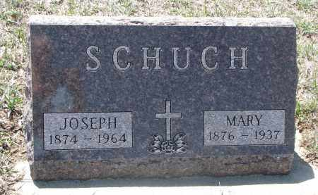 SCHUCH, JOSEPH - Bon Homme County, South Dakota | JOSEPH SCHUCH - South Dakota Gravestone Photos