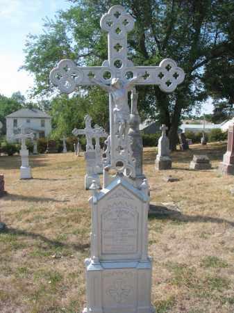 SIKORA, TOMAS - Bon Homme County, South Dakota   TOMAS SIKORA - South Dakota Gravestone Photos