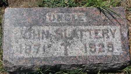 SLATTERY, JOHN - Bon Homme County, South Dakota | JOHN SLATTERY - South Dakota Gravestone Photos