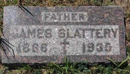 SLATTERY, JAMES - Bon Homme County, South Dakota | JAMES SLATTERY - South Dakota Gravestone Photos