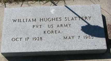 SLATTERY, WILLIAM HUGHES - Bon Homme County, South Dakota | WILLIAM HUGHES SLATTERY - South Dakota Gravestone Photos