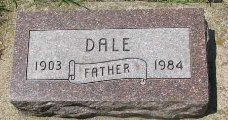 SMITH, DALE - Bon Homme County, South Dakota | DALE SMITH - South Dakota Gravestone Photos
