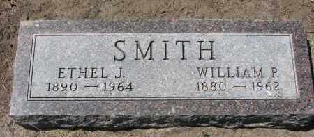 SMITH, WILLIAM P. - Bon Homme County, South Dakota | WILLIAM P. SMITH - South Dakota Gravestone Photos