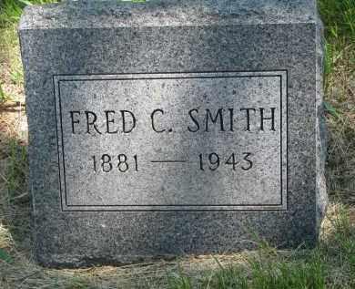 SMITH, FRED C. - Bon Homme County, South Dakota | FRED C. SMITH - South Dakota Gravestone Photos
