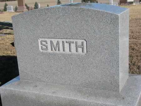 SMITH, FAMILY MONUMENT - Bon Homme County, South Dakota | FAMILY MONUMENT SMITH - South Dakota Gravestone Photos
