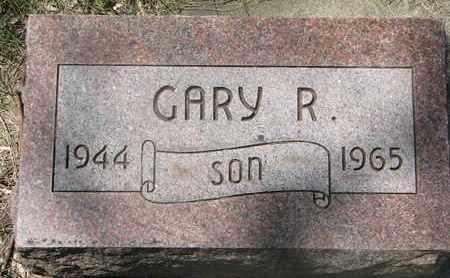 SMITH, GARY R. - Bon Homme County, South Dakota   GARY R. SMITH - South Dakota Gravestone Photos