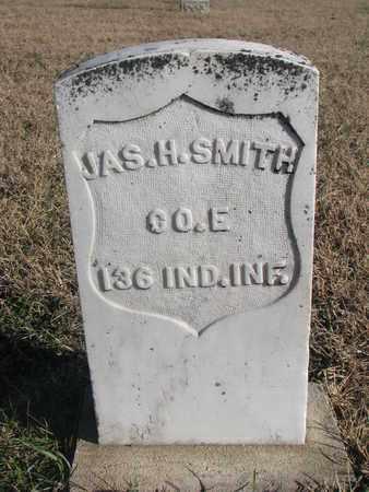 SMITH, JAS. H. - Bon Homme County, South Dakota | JAS. H. SMITH - South Dakota Gravestone Photos