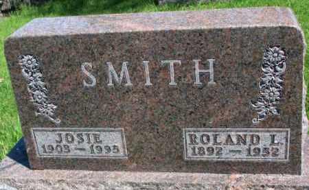 SMITH, ROLAND L. - Bon Homme County, South Dakota | ROLAND L. SMITH - South Dakota Gravestone Photos