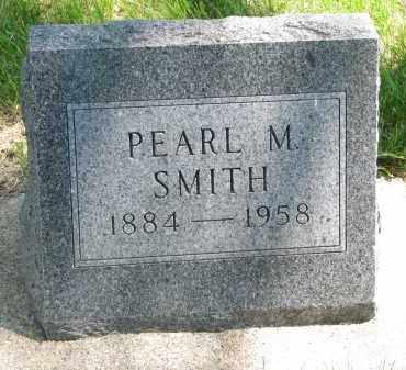 SMITH, PEARL M. - Bon Homme County, South Dakota | PEARL M. SMITH - South Dakota Gravestone Photos