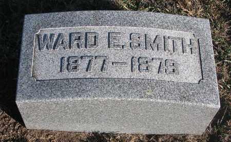 SMITH, WARD E. - Bon Homme County, South Dakota | WARD E. SMITH - South Dakota Gravestone Photos