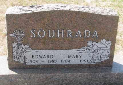 SOUHRADA, MARY - Bon Homme County, South Dakota   MARY SOUHRADA - South Dakota Gravestone Photos