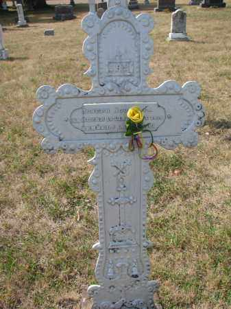 SOUHRADA, JOSEPH - Bon Homme County, South Dakota | JOSEPH SOUHRADA - South Dakota Gravestone Photos