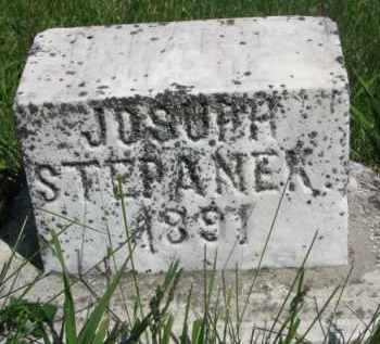 STEPANEK, JOSEPH - Bon Homme County, South Dakota | JOSEPH STEPANEK - South Dakota Gravestone Photos