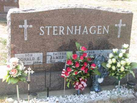 STERNHAGEN, JAMES J. - Bon Homme County, South Dakota | JAMES J. STERNHAGEN - South Dakota Gravestone Photos