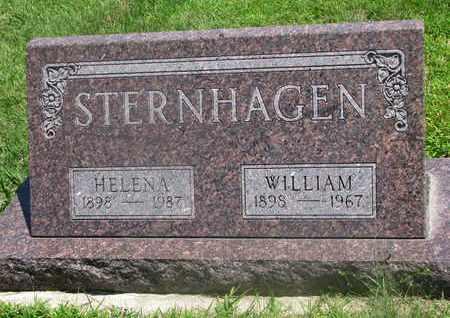 STERNHAGEN, HELENA - Bon Homme County, South Dakota | HELENA STERNHAGEN - South Dakota Gravestone Photos