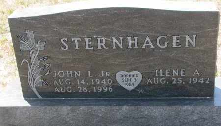 STERNHAGEN, ILENE A. - Bon Homme County, South Dakota | ILENE A. STERNHAGEN - South Dakota Gravestone Photos