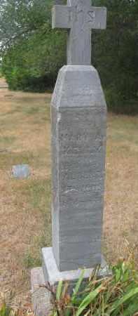 STEVENS, MARY A. - Bon Homme County, South Dakota | MARY A. STEVENS - South Dakota Gravestone Photos